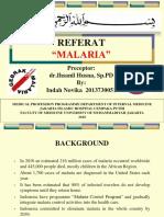 Referat Malaria Inov