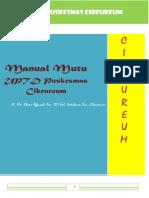 Manual Mutu Lagi1.1.