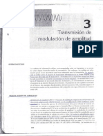 Ch 03 Transmision de Modulacion de Amplitud