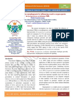 5. Triacontanol Modulates Morphogenesis