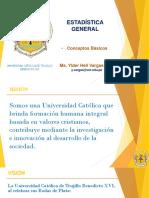 2017-02 01 Conceptos Generales - Estadística General