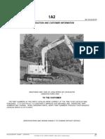 Excavadora John Deere  80C