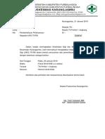 Pemberitahuan UKG SD/MI dan TK/RA