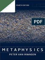 Metaphysics - Peter van Inwagen.pdf