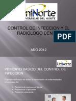 Control de Infecciones en Radiologia