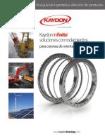 Kaydon Catalog 390 Spanish PDF