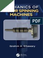 Mechanics of Rotor Spinning Machines