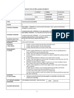 Sample Lessons Plan English CEFR Form 1 and Form 2