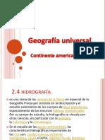 Diapositiva Geografia Universal