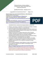 2019-1 UNAM Comentario de Textos 1 1122 LINEAMIENTOS