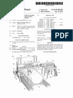 US8151854 Fiber placement machine platform system having interchangeable head and creel assemblies.pdf