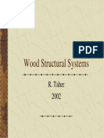 Wood Structural Systems