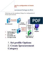 End to End Setups for configuration of Oracle iprocurement.docx