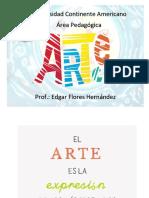 Guia de Actividades Artes