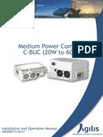 Compact BUC 20W to 60W