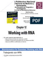 Working With RNA