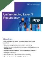 10- First Hop Redundancy Protocol