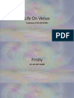 Life on Venus Contactees of Fifties and Sixties