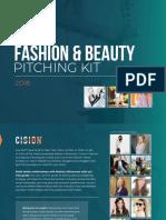 Cision 2018 Fashion Pitching Kit