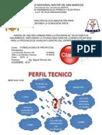 Red de Telefonia Fija Inalambrica - Cdma 450 Mhz