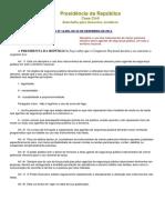 Lei 13060-2014 - Instrumentos de Menor Potencial Ofensivo