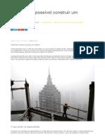 Quão Alto é Possível Construir Um Edifício_ - Blog - AWA