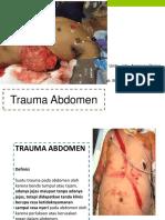 Trauma Abdomen - barce.pptx