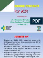 SOSIALISASI P2 HIV