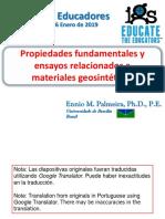 T02 - Propiedades Fundamentales y Ensayos Relacionados Con GS - Palmeira