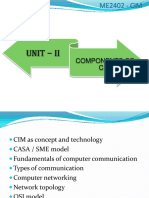 Unit-2 Components of CIM