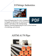 Astm a179 Pipe