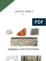 science 5-Quarter 4- Week 1