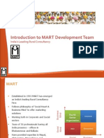 Introduction to MART Development Team