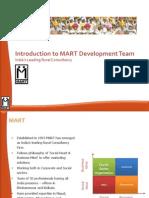 Introduction to MART Development Team