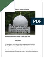 Bijgir Sharif dargah