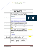 Descripción Procedimiento BCN_2016