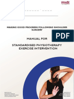 manual standarized physiotherapy