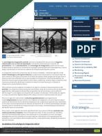 La Estrategia de Integración Vertical, Ventajas e Inconvenientes