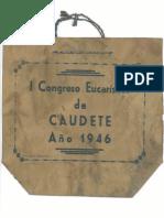 Bolsa Congreso Eucarístico 1946