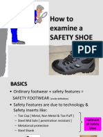 50425626 Safety Shoes