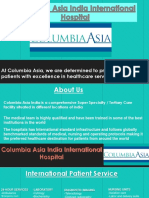 Columbi Asia India International Hospitals
