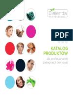 Katalog Kosmetyków Home Care