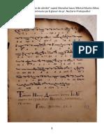 Troparul Nașterii Domnului 8 Glasuri Nectarie Protopsaltul