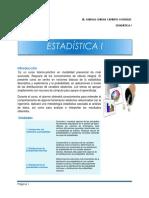 UNIDAD 1. Introducción a La Estadística y Probabilidad