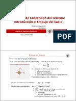 Tema 2a.- Sistemas de Contencion Del Terreno_Introduccion
