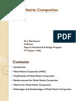 17. Metal Matrix Composites