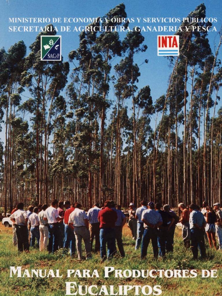 Manual para Productores de Eucaliptos de la Mesopotamia Argentina