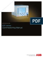 Commissioning Manual