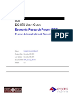 Erf Do-070 Security User Guide
