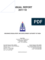 IRDA Report 2018